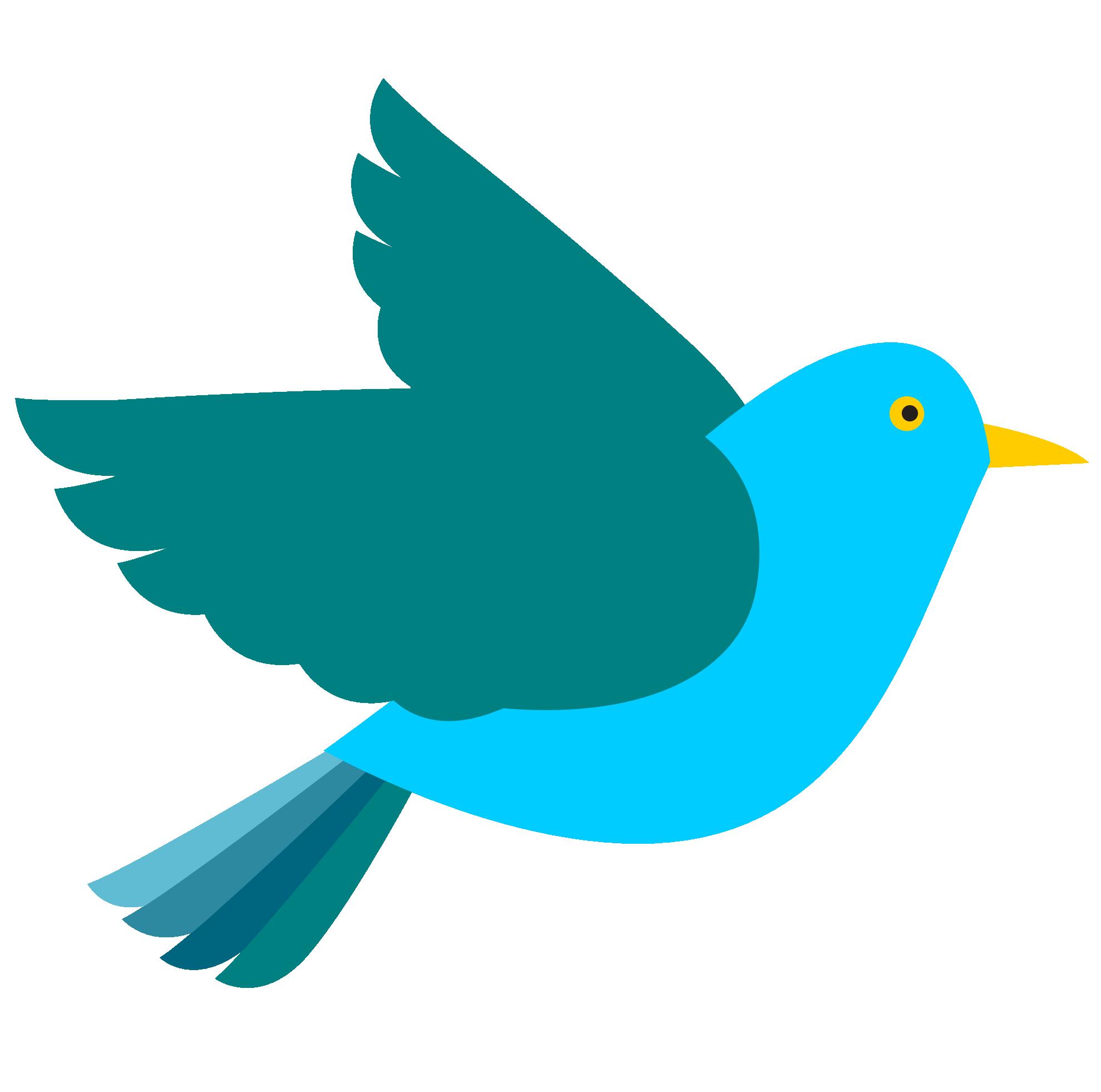 clipart birds paradise