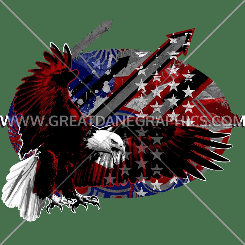 Eagles patriotic