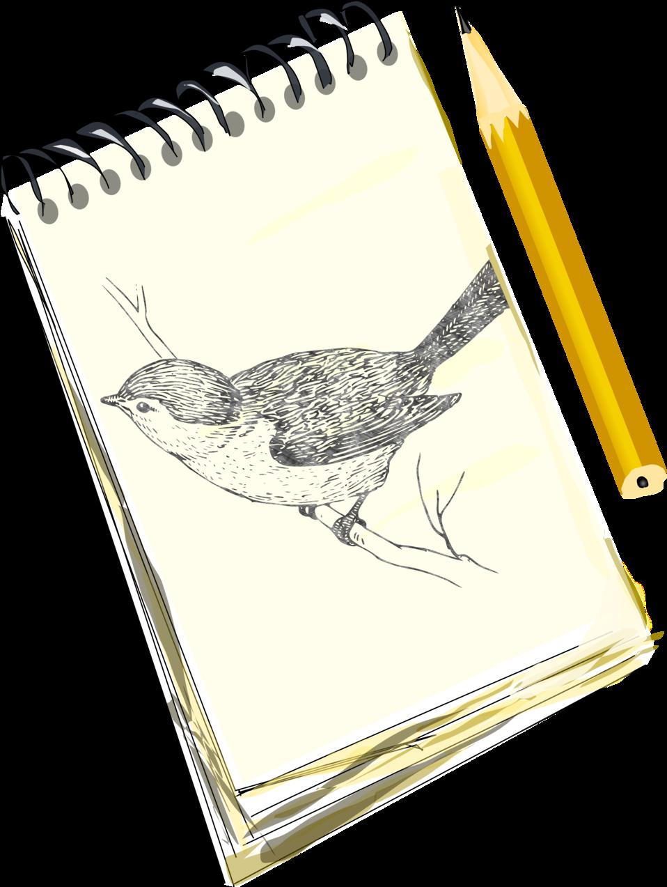 Draw clipart sketch artist. Public domain clip art