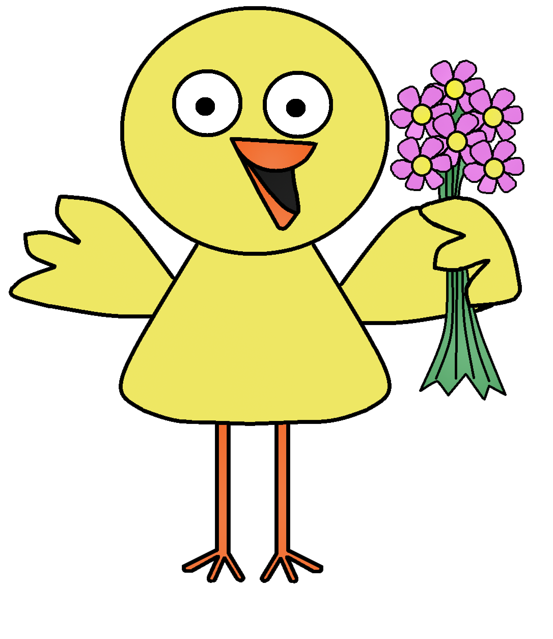 Graphics by ruth . Clipart birds spring