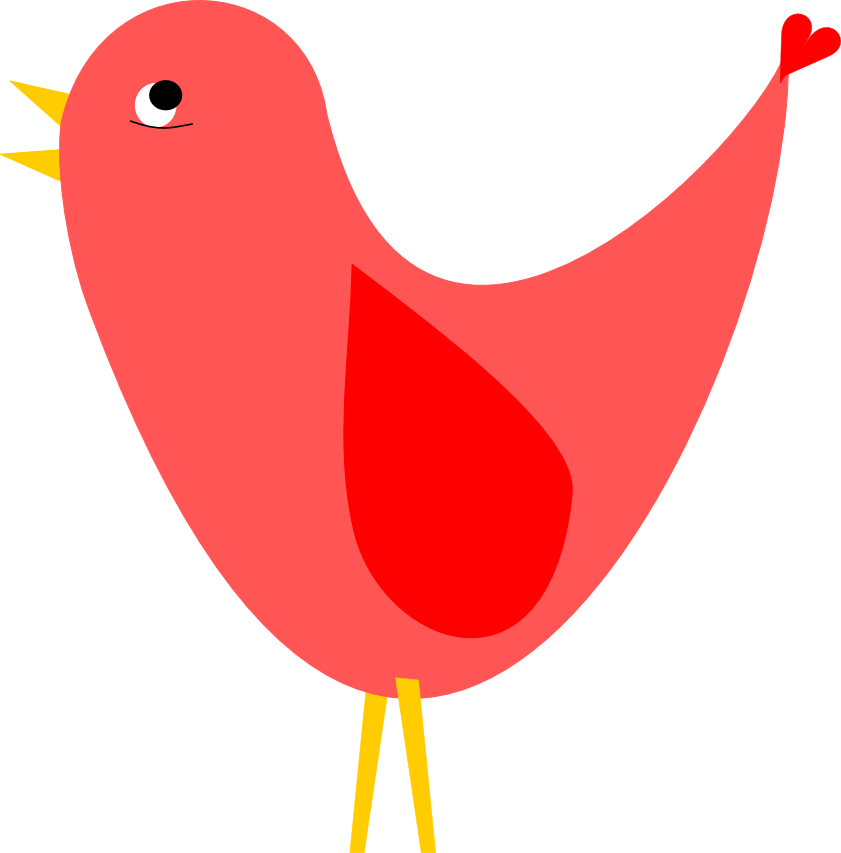 Cardinal clipart printable. Spring birds free images