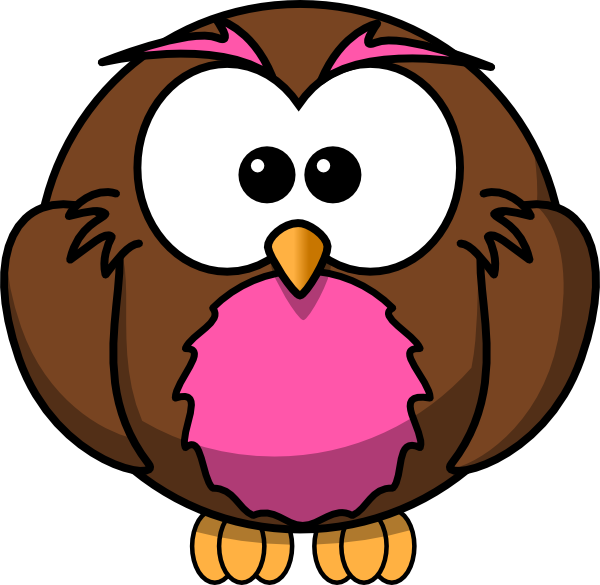 Owl clip art panda. Clipart bird teacher