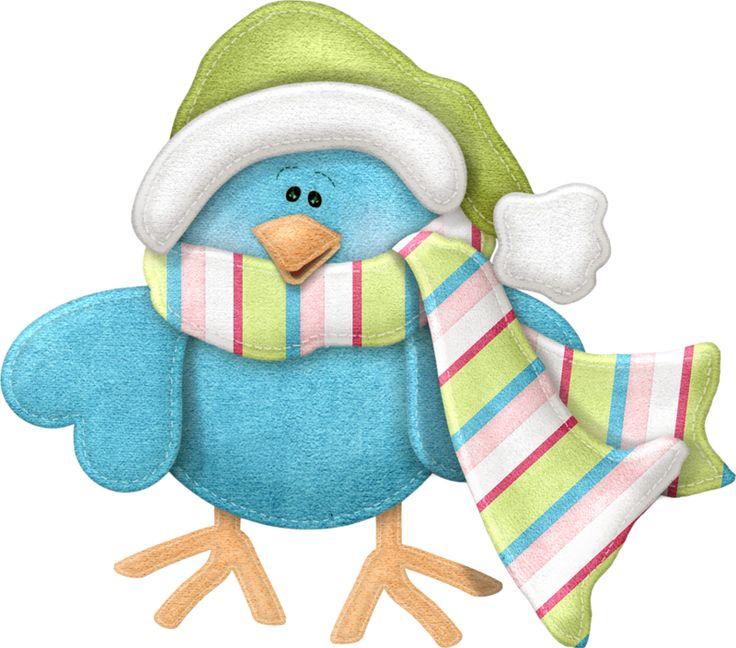 Winter clipart bird. Free cliparts download clip