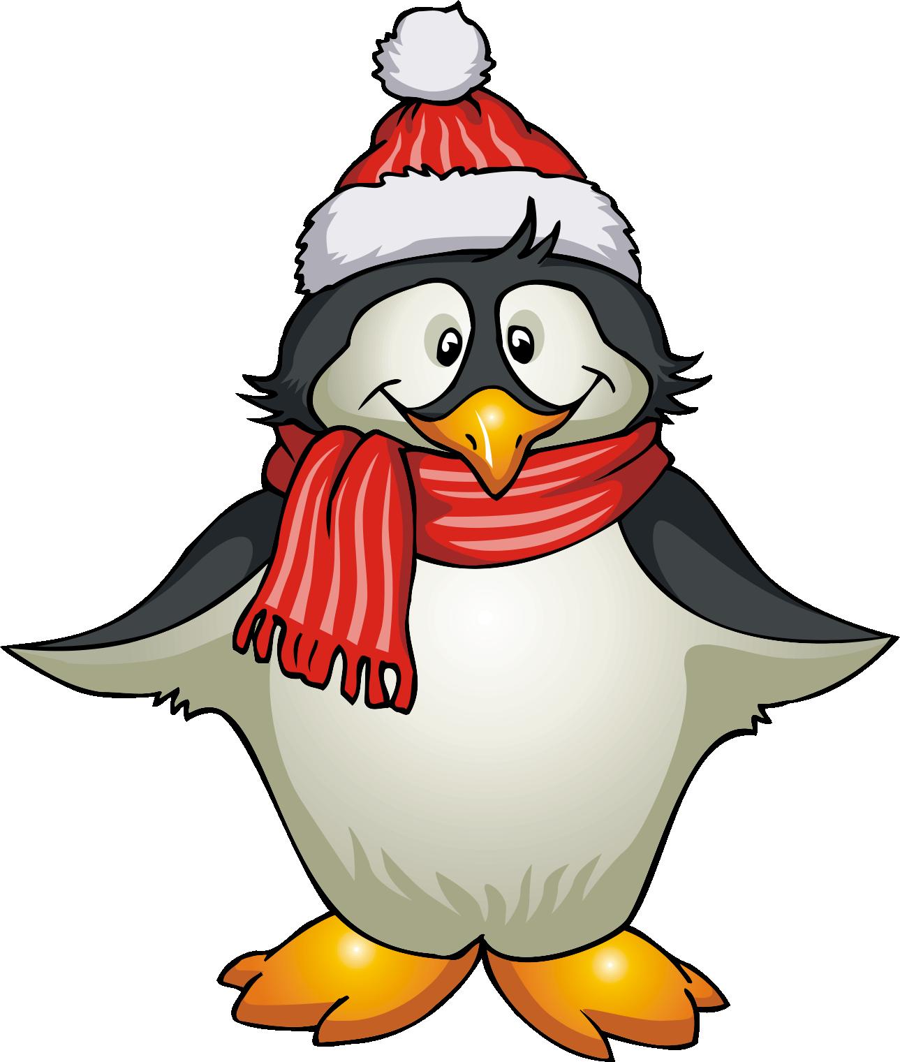 Winter clip art for. Frames clipart penguin