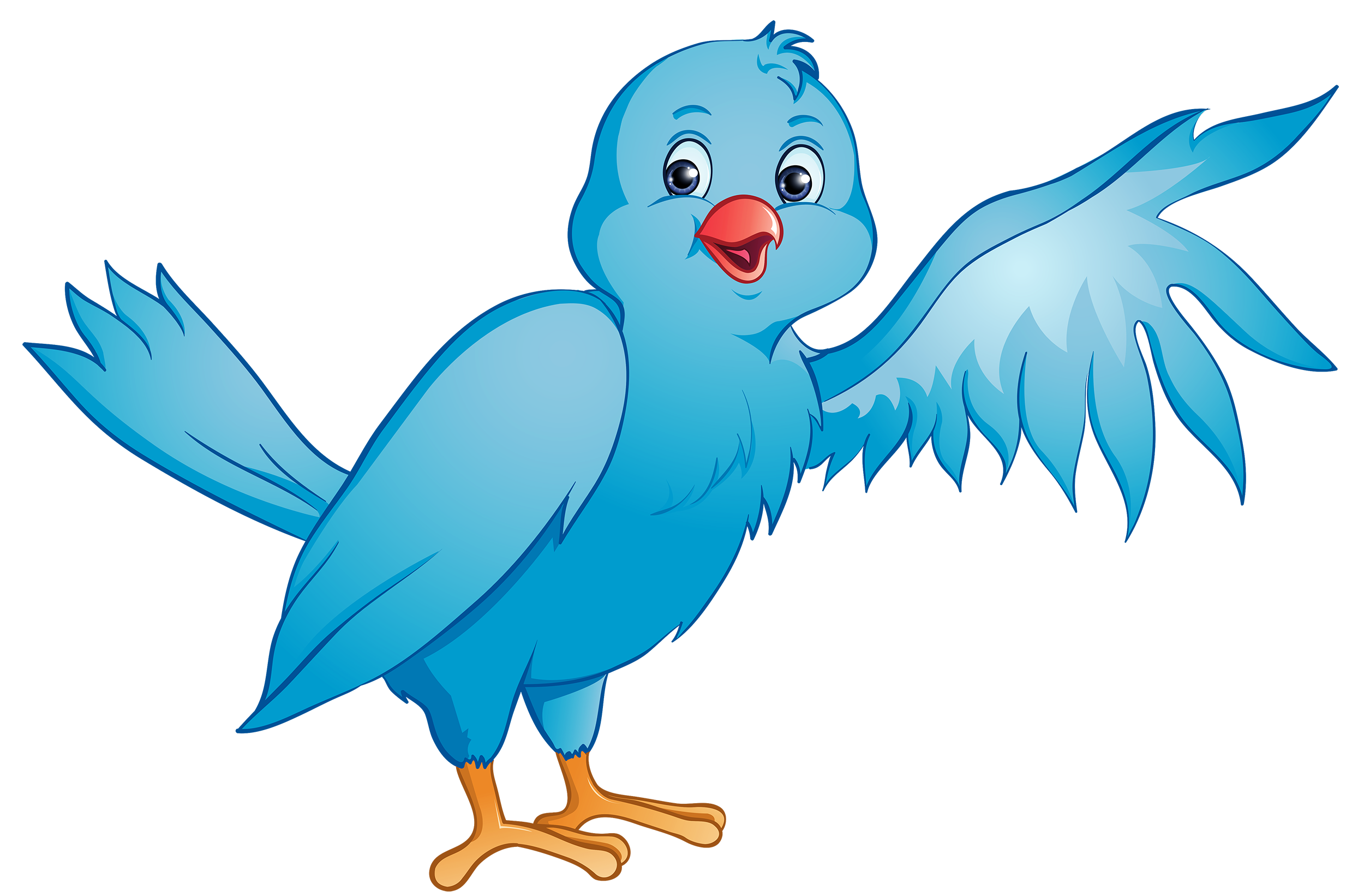 Name clipart bird. Blue png best web