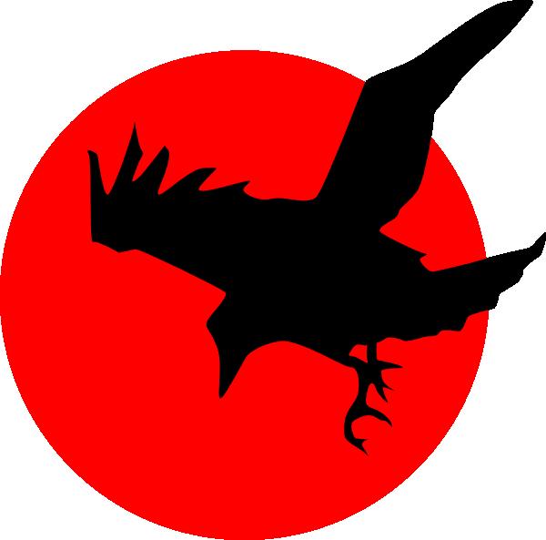 Raven clip art on. Dust clipart speed