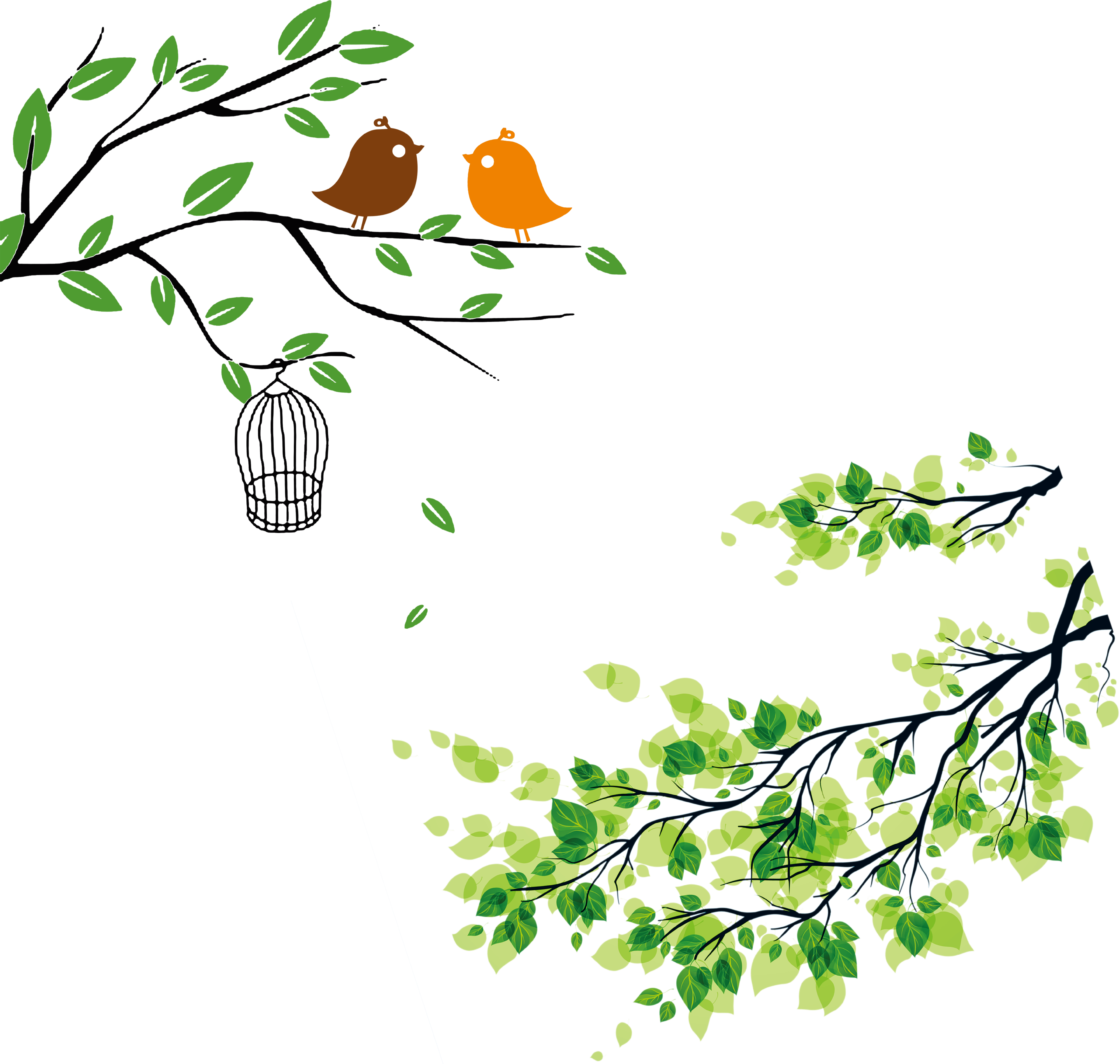 Pomegranate clipart branch. Leaf twig u bu