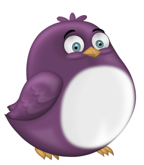 Heat clipart cute. Bird draw clip art
