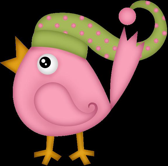 birds pinterest bird. Winter clipart pink