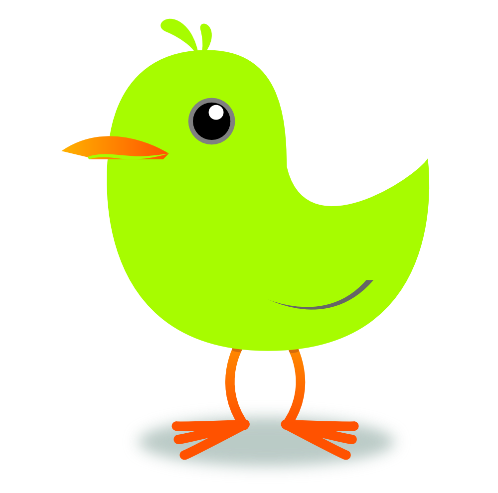 Spring birds free images. Clipart panda two