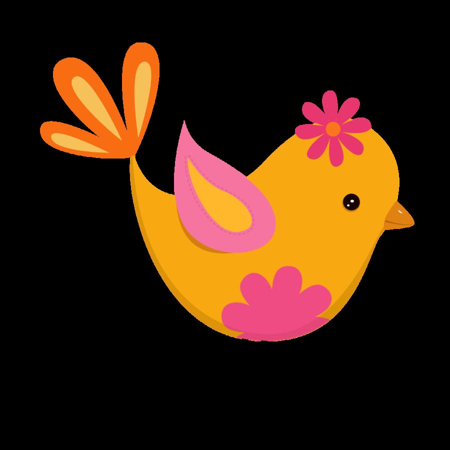 Clipart birds orange. Flavoli s profile minus