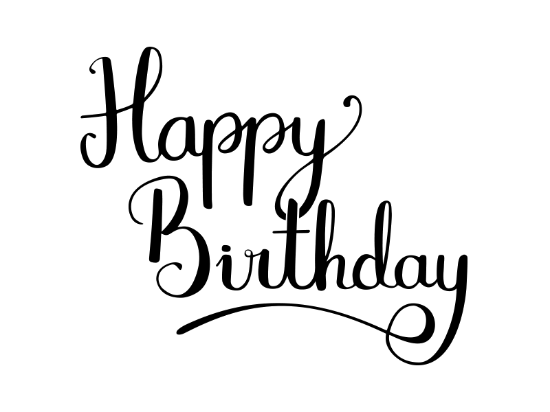 Clipart birthday african american. Dribbble clip art happy