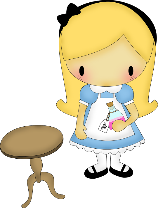 Clipart birthday alice in wonderland. Duda cavalcanti google scrapbook
