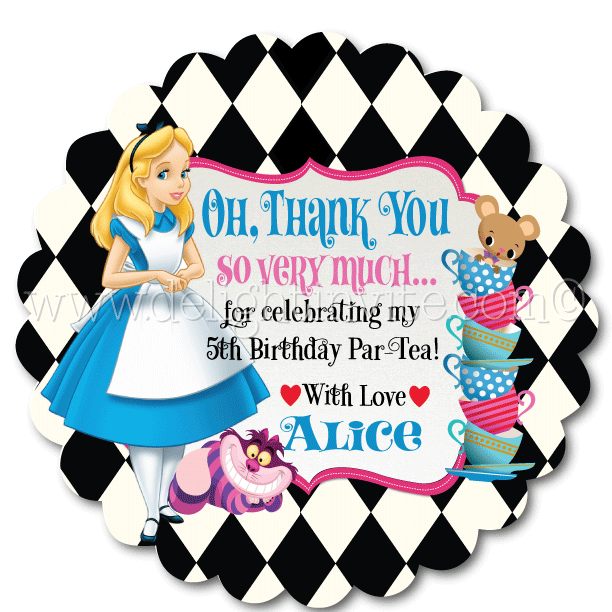 Clipart birthday alice in wonderland. Mad hatter tea party