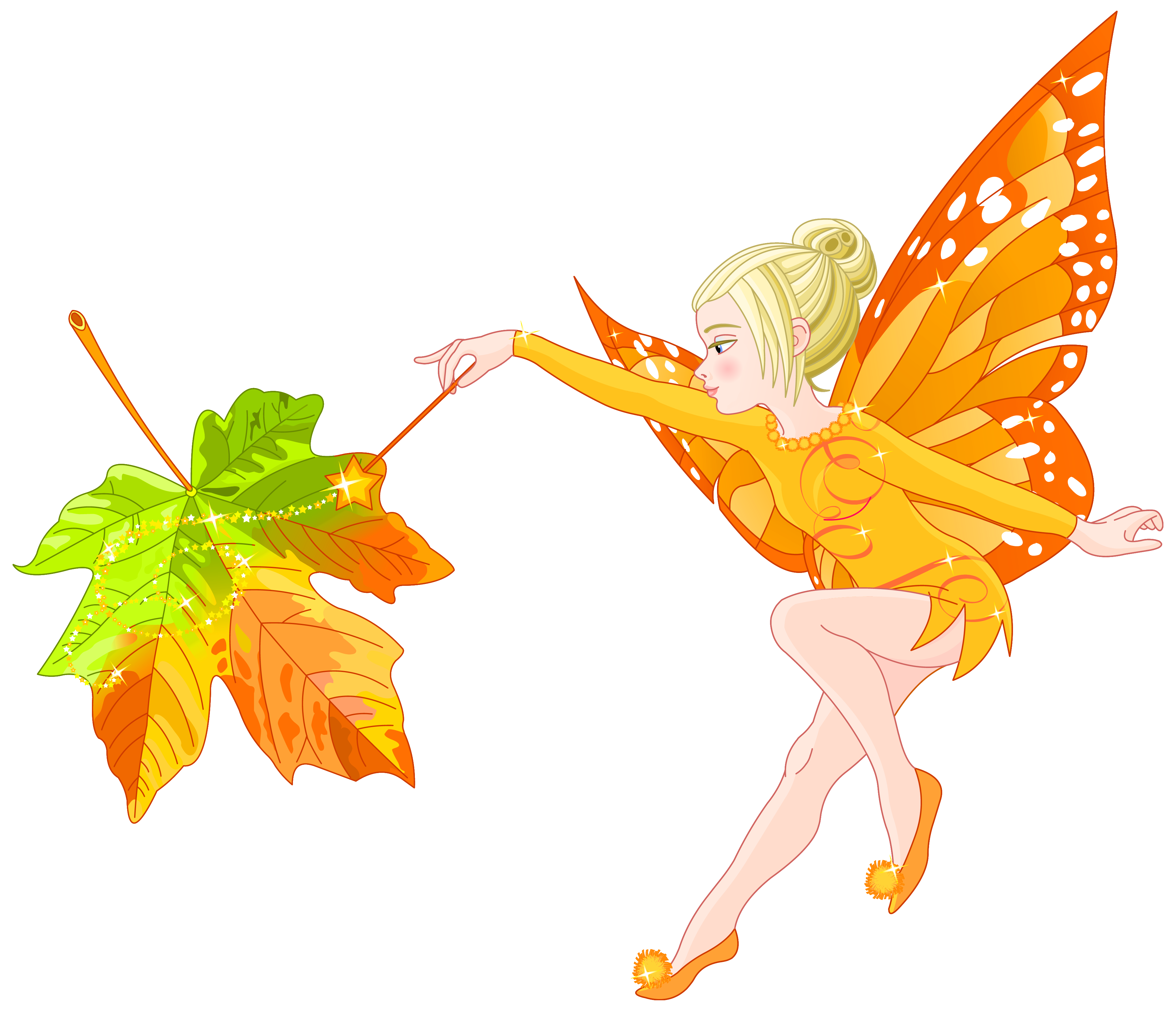 Fairy png image gallery. Free clipart autumn