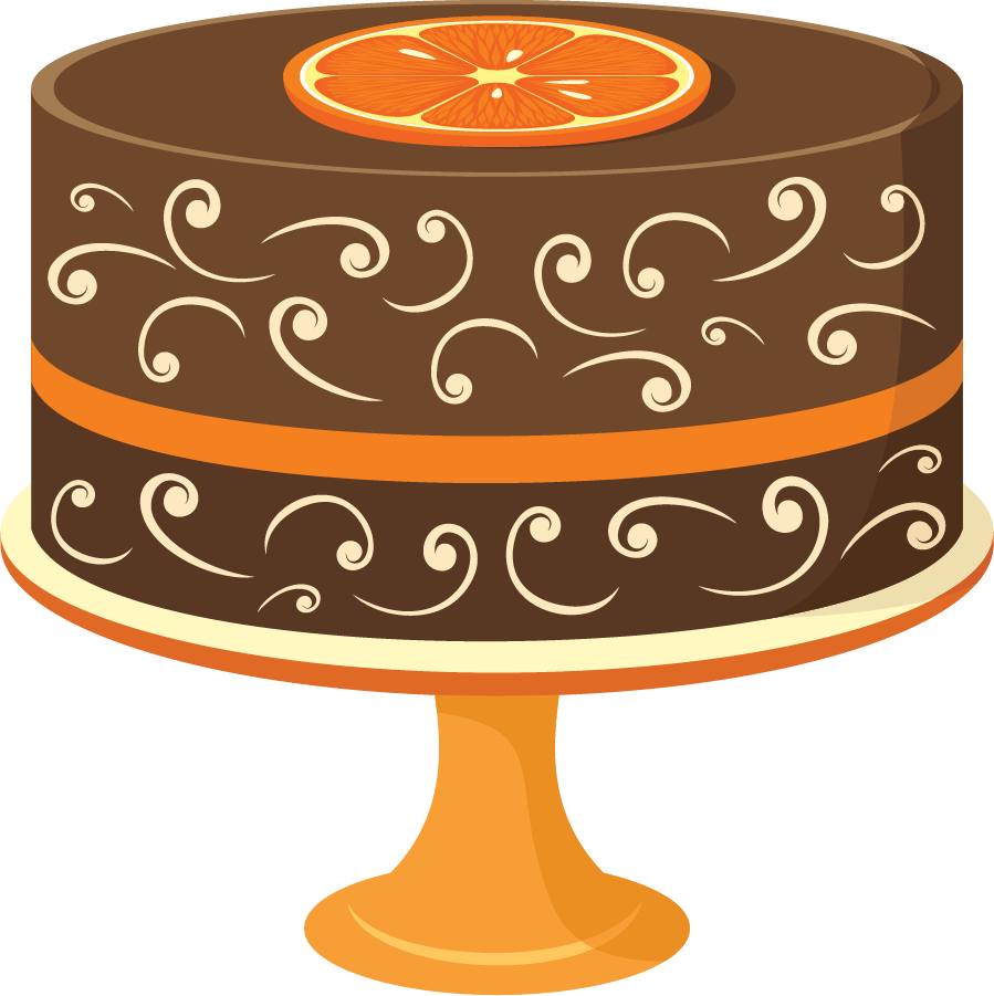collection of autumn. Clipart cake thanksgiving
