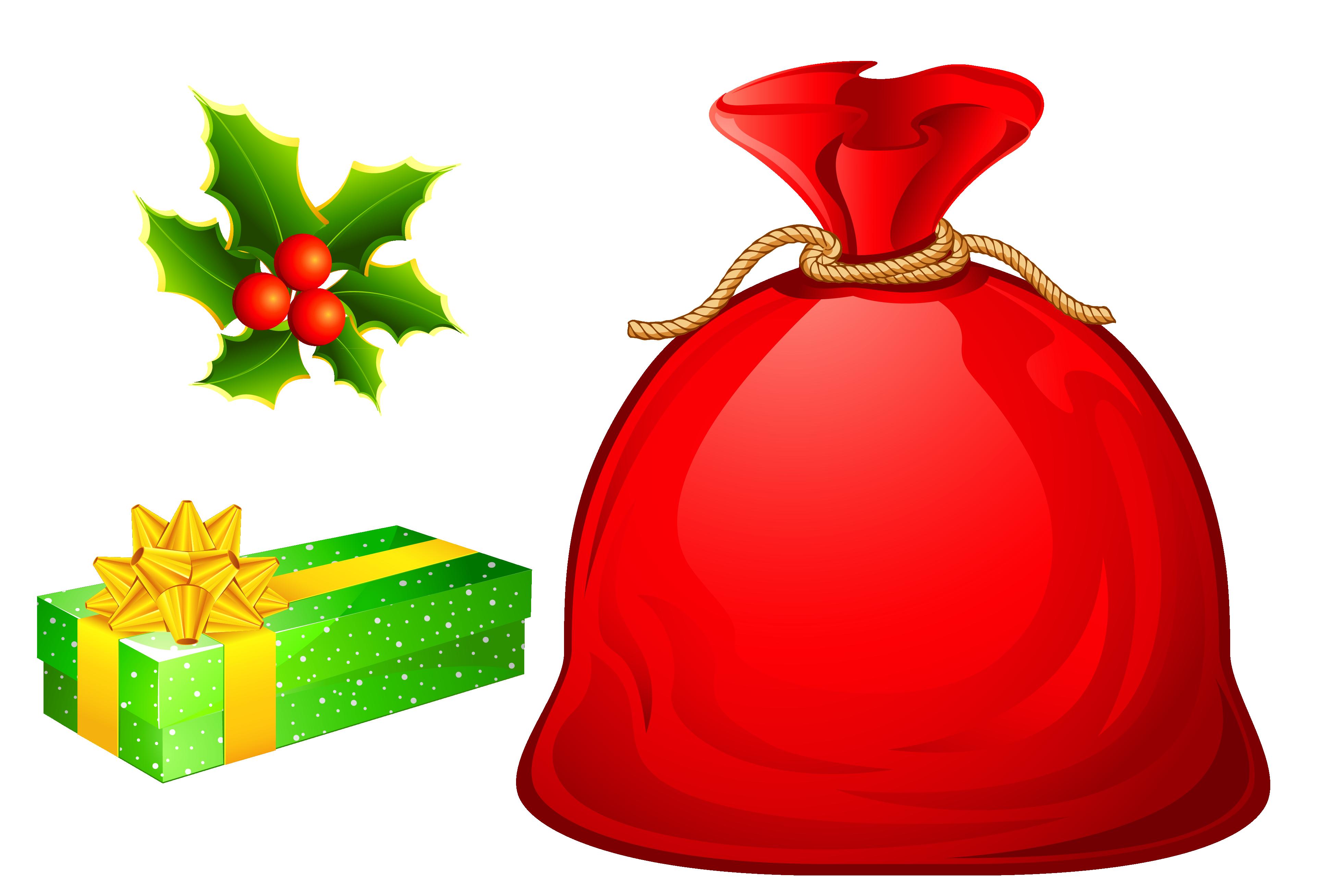 Coin clipart sack. Transparent santa bag and