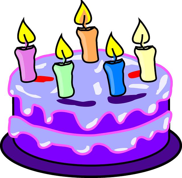 Clipart birthday breakfast. Free image on pixabay