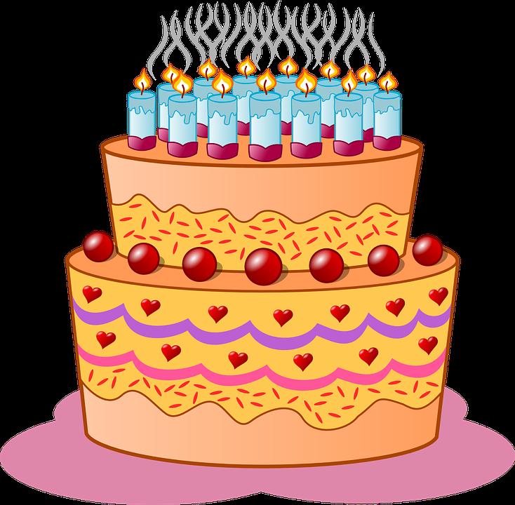 Taste clipart cake. Obr zok zadarmo na