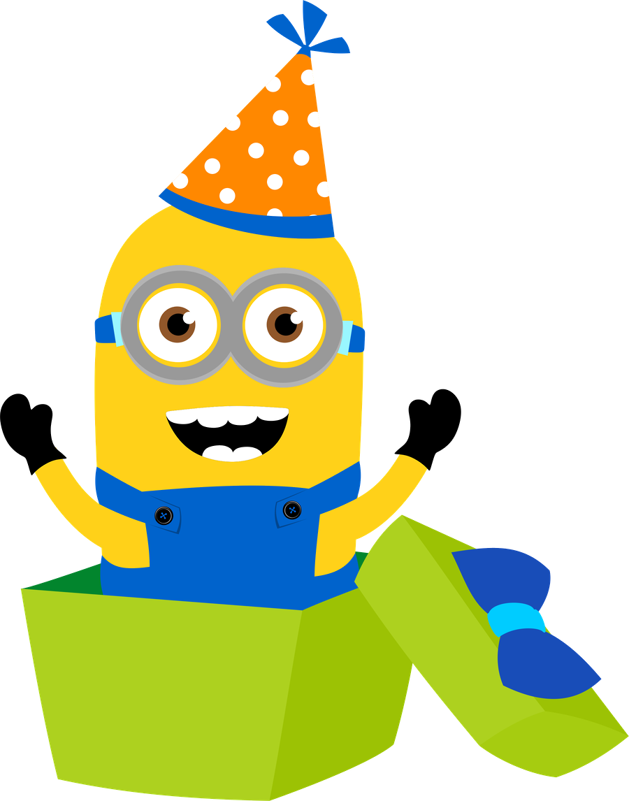 Pinata clipart star pinata. Minions minus alreadyclip art