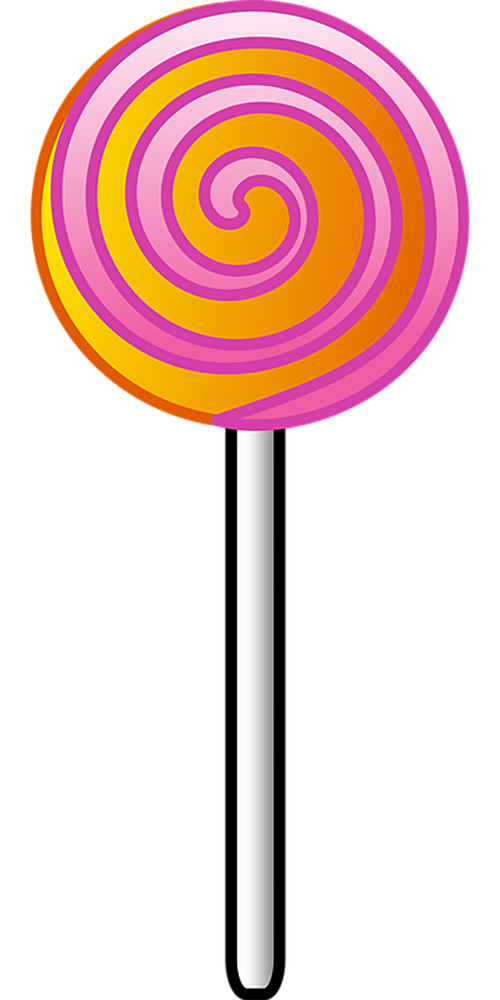 Clipart circle candy. Lollipop land clip art