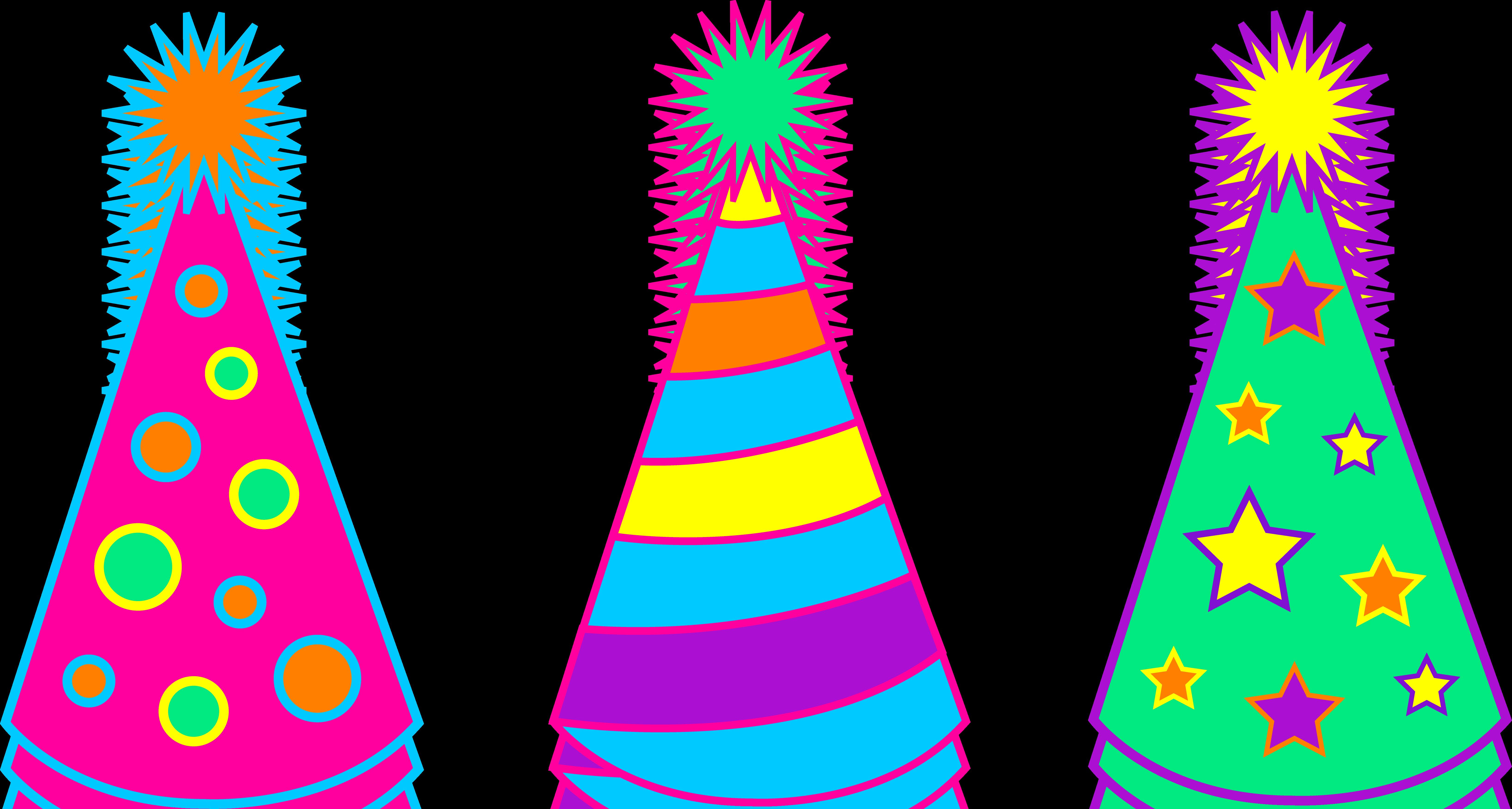 Kids party clip art. Clipart birthday children's