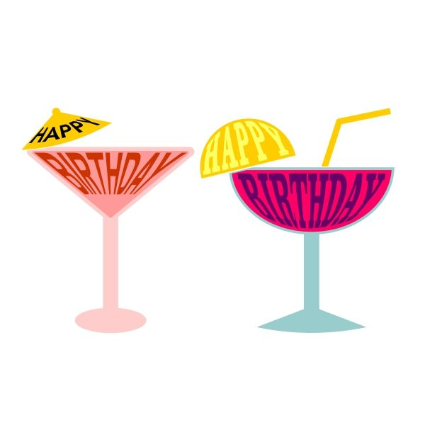 Cocktail clipart birthday. Pin on food and