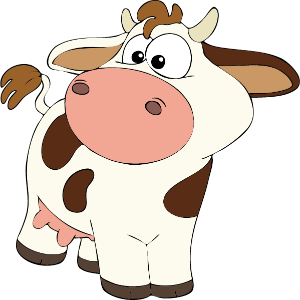 Pin by jana pechrov. Clipart birthday cow