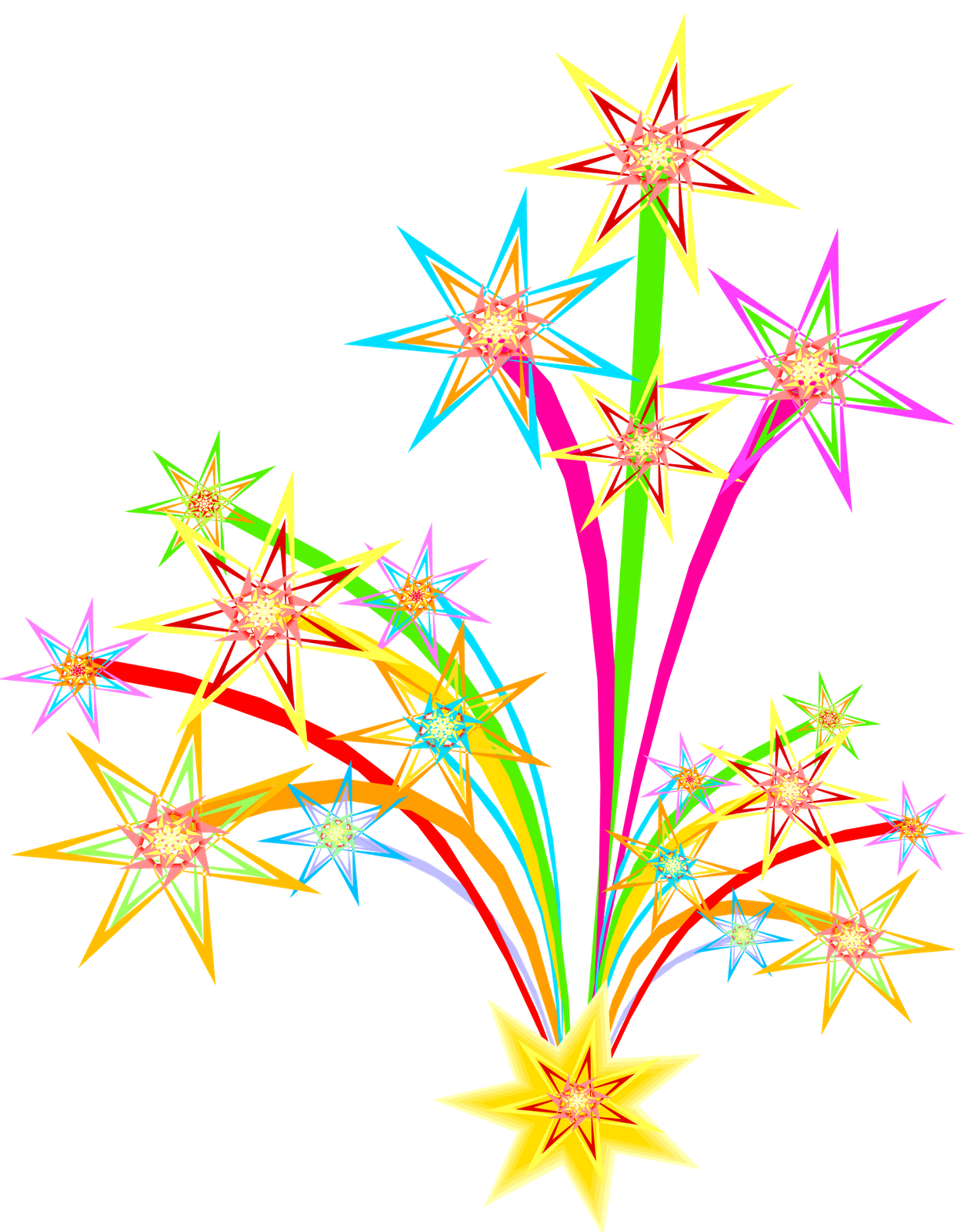 collection of crackers. Clipart fireworks diwali