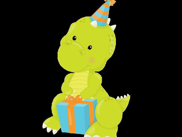 Cliparts x carwad net. Clipart birthday dinosaur