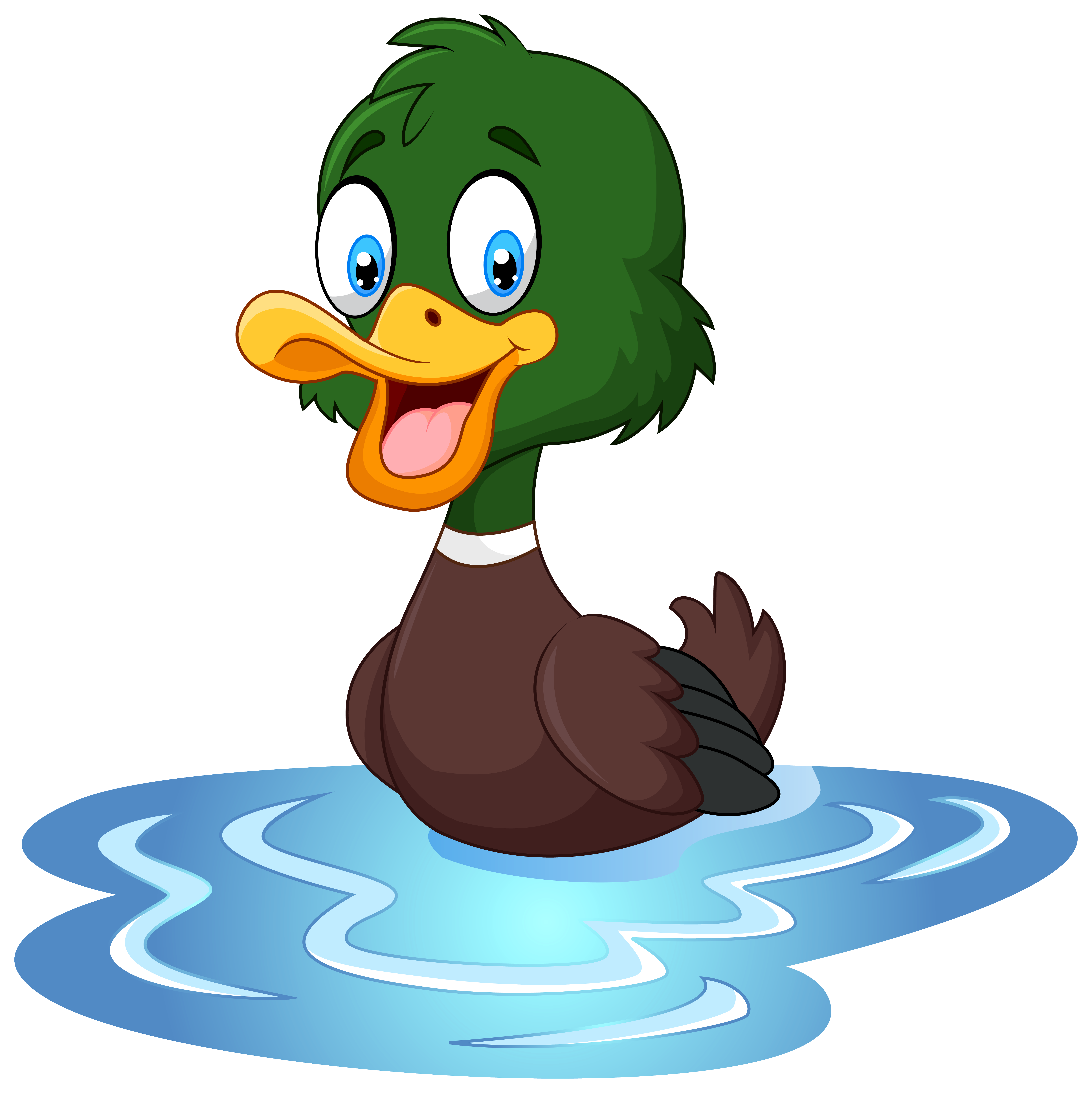 Clipart duck clip art. Png image gallery yopriceville