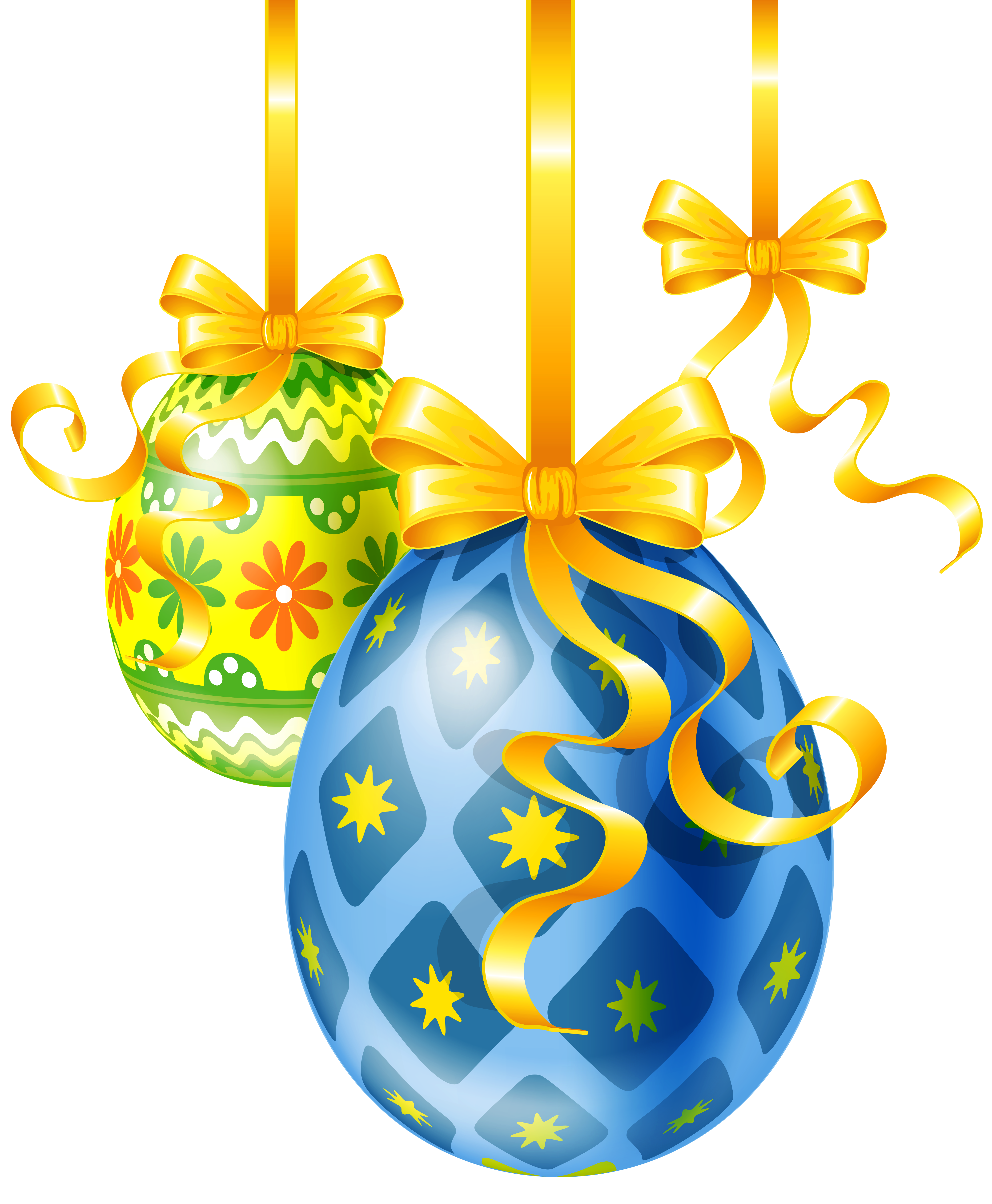 Clipart easter candle. Transparent hanging eggs png