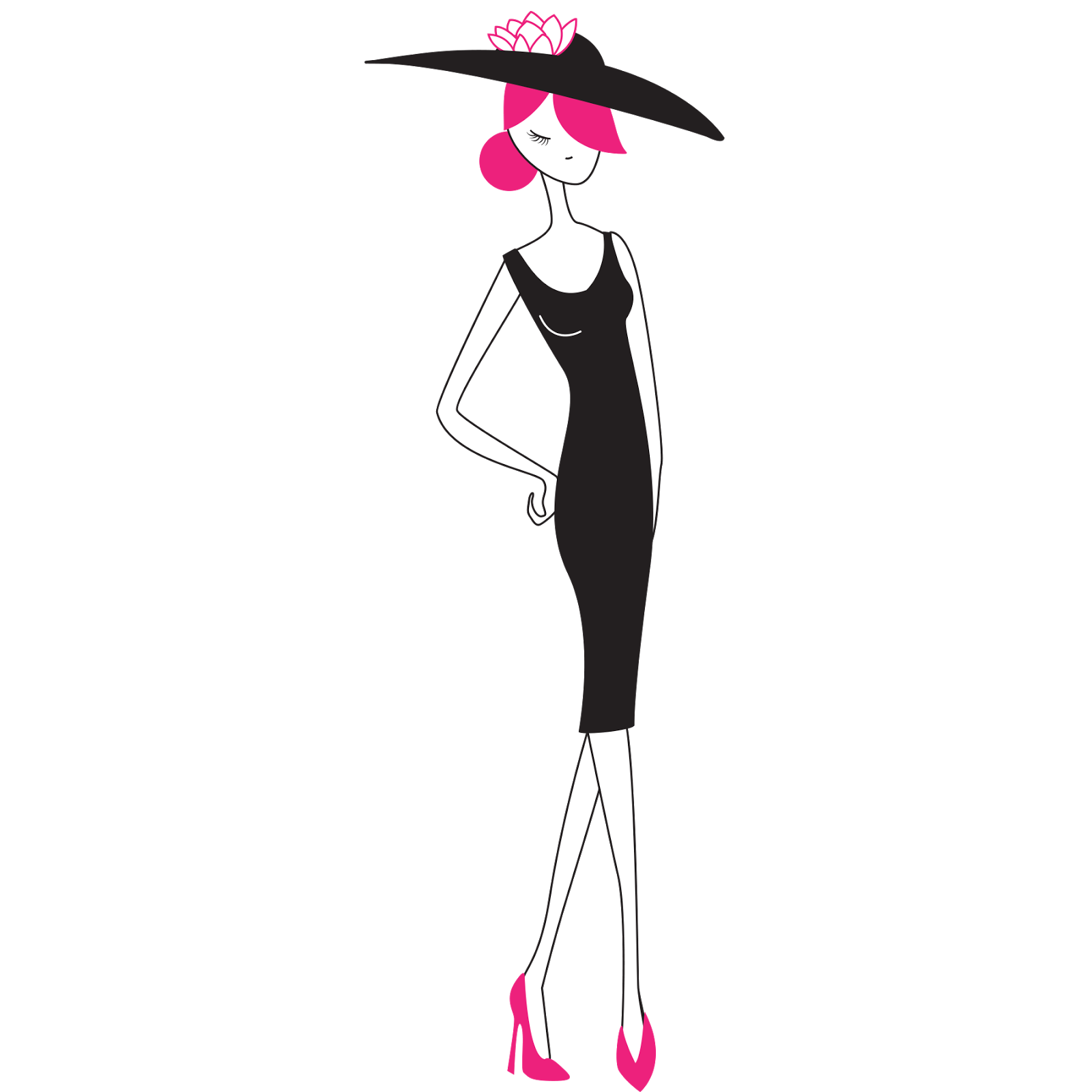 Sexy paris birthday pinterest. Fashion clipart fashion drawing