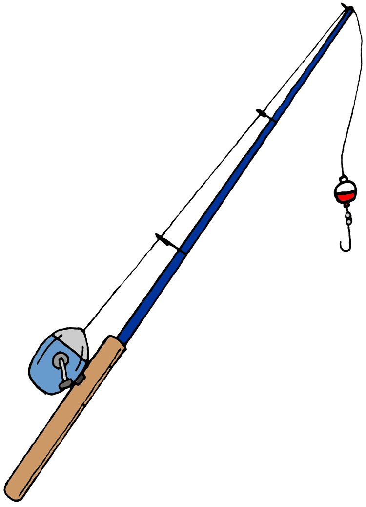 Fishing pole clip art. Heart clipart fish hook