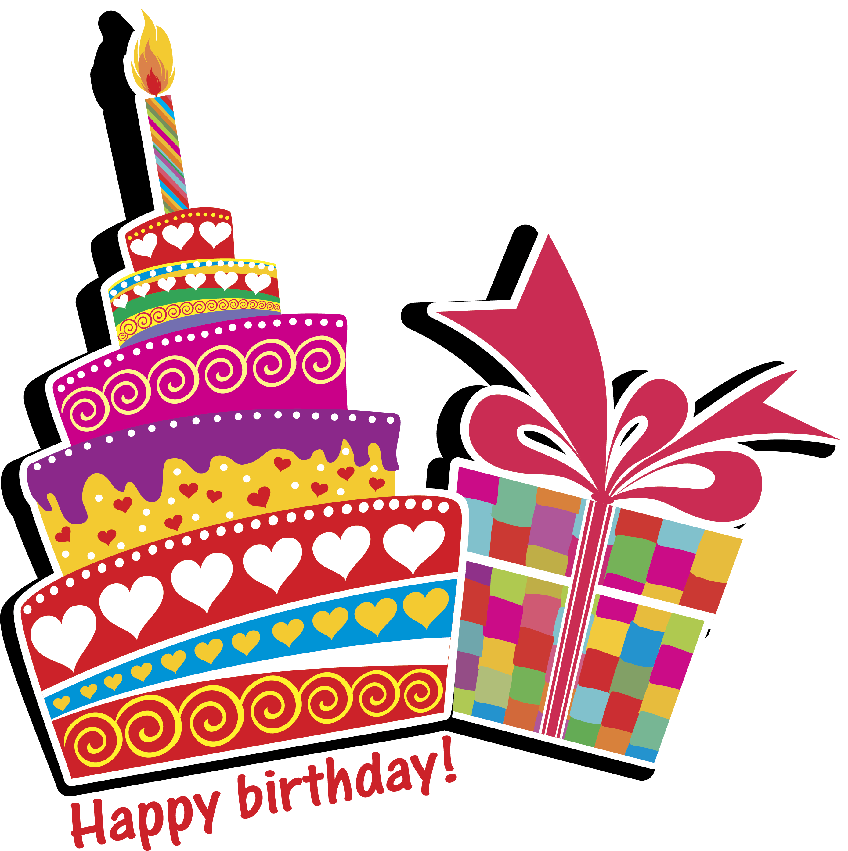 Birthday images png. Happy banner transparent all