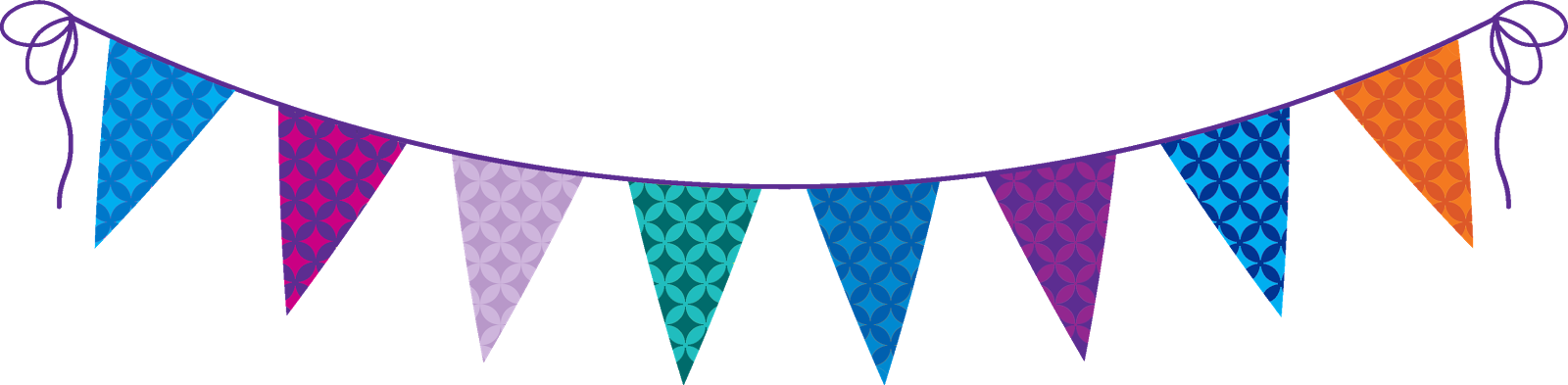 Streamers flag