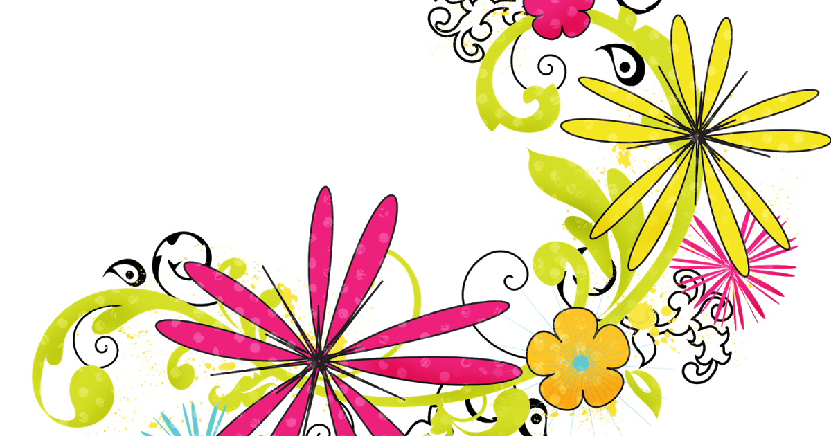 Clipart birthday floral. Albums frames engagement images