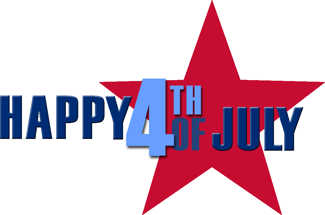 glasses clipart 4th july