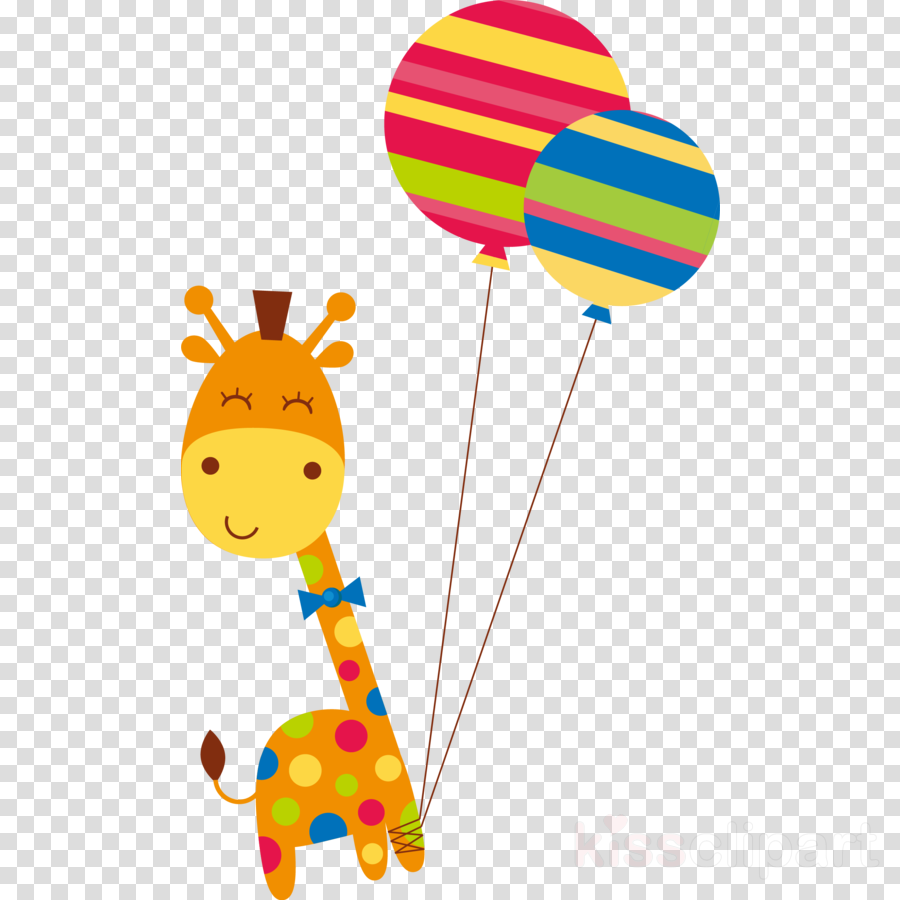Giraffe clipart birthday. Photo at the zoo