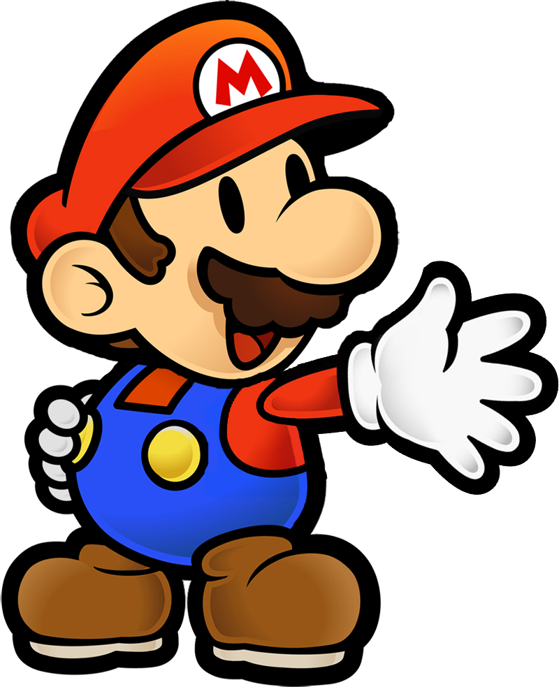 Mario paper stories wiki. Lake clipart animated