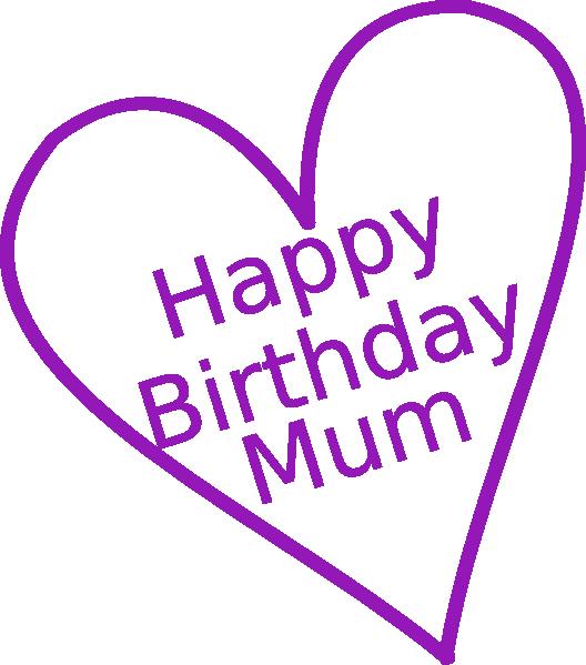 Mummy clipart clip art. Happy birthday mum at