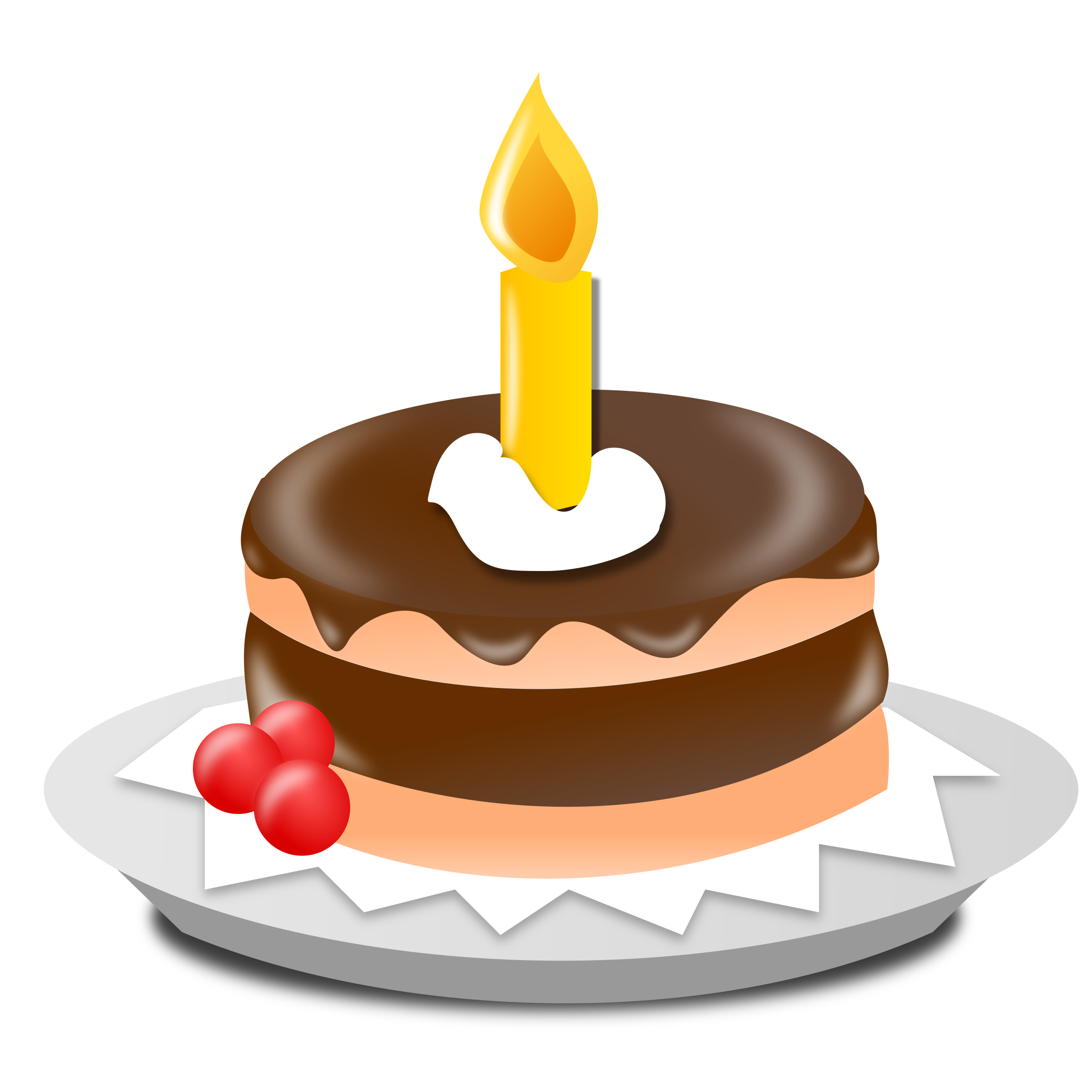 Big image png. Clipart birthday icon