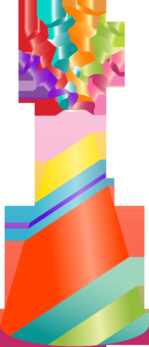 clipart birthday kazoo