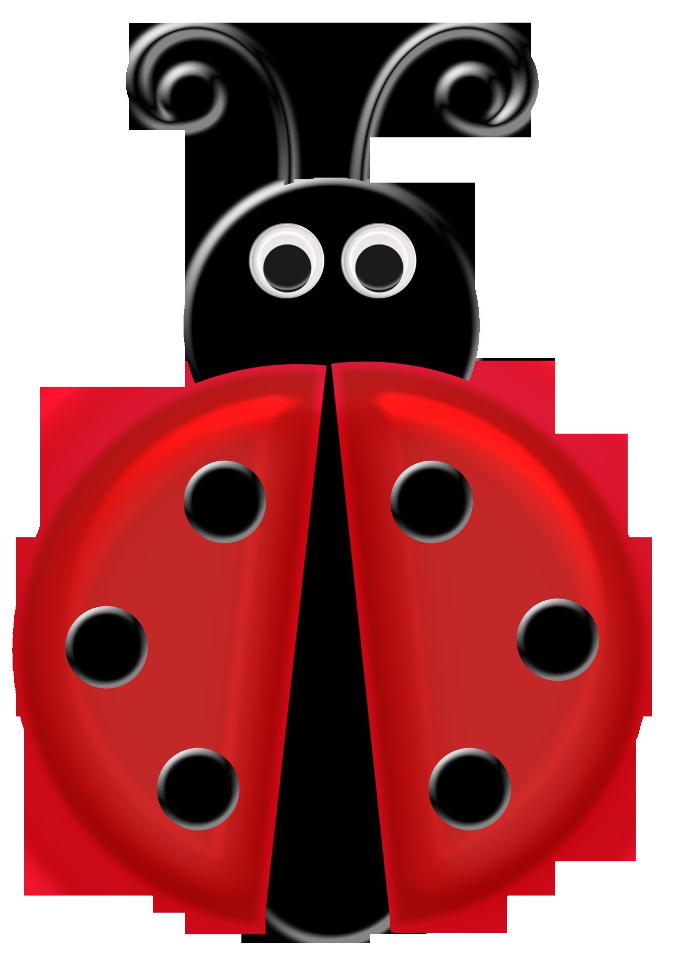 Ladybug clipart l be for. Clip art bugs pinterest