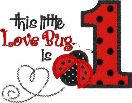 Ladybugs clipart birthday. Free ladybug cliparts download