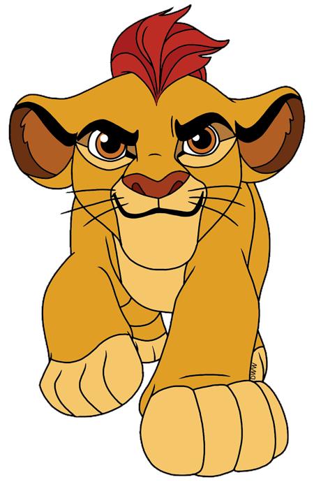clipart lion lion king