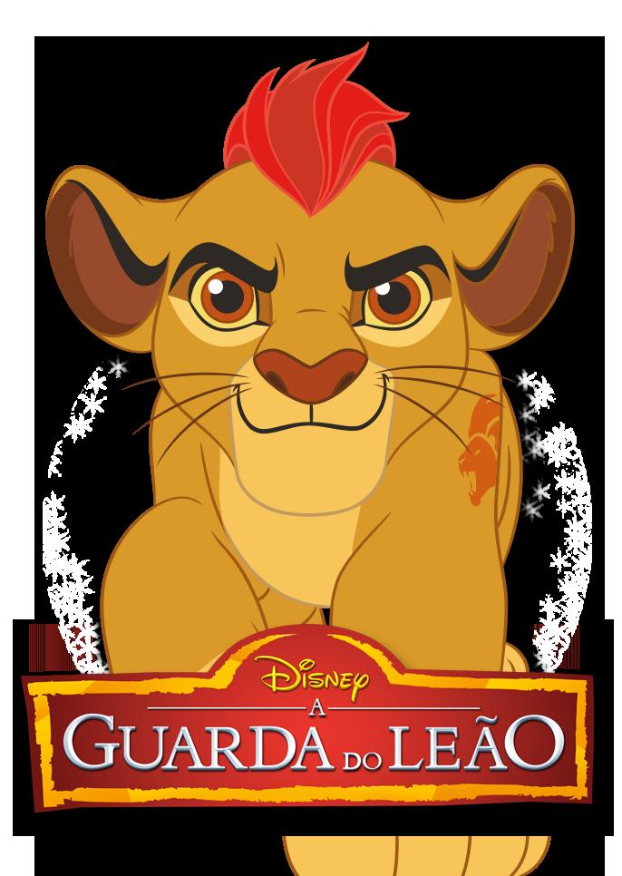Trail clipart lion. A guarda do le