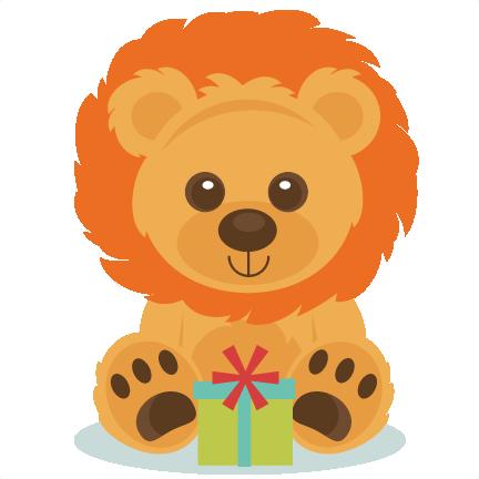 Clipart lion birthday. Pin on clip art