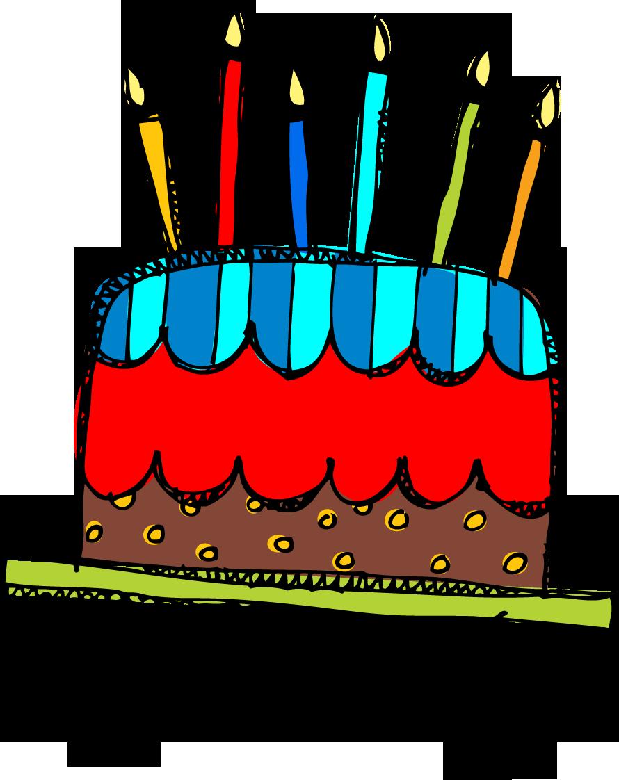 Melonheadz clipart birthday cake. Free clipartix
