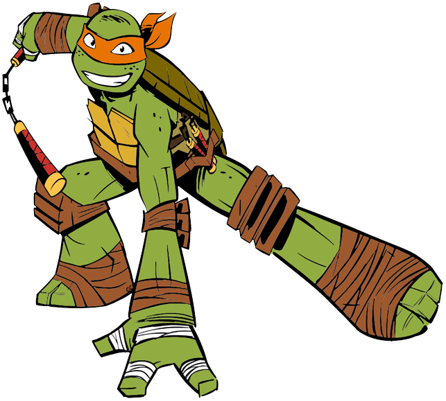 Ninja clip art teenage. Clipart turtle animation
